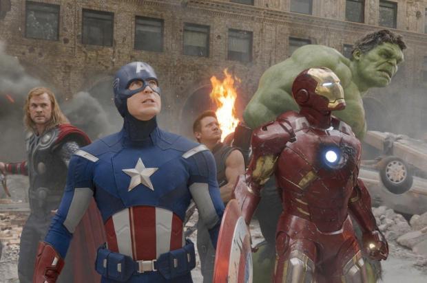 'Os Vingadores 2' pode trazer novos heróis para o roteiro Disney/Divulgação