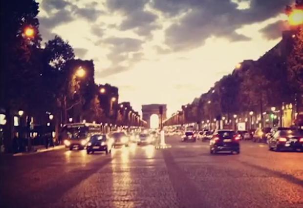 Cineasta faz stop motion com imagens do Instagram  Reprodução Vimeo/