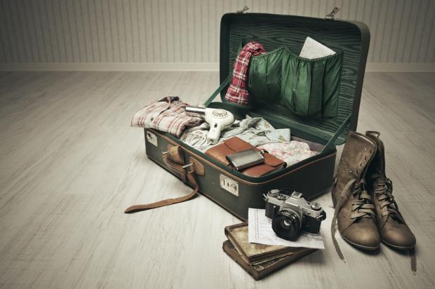 Lista: o lado bom e o lado ruim de viajar com os pais Shutterstock / Stokkete/