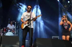 Do reggae ao rock: primeira noite no palco Pretinho Convida