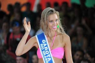 Marina Streit, candidata de Taquara, é a nova Garota Verão