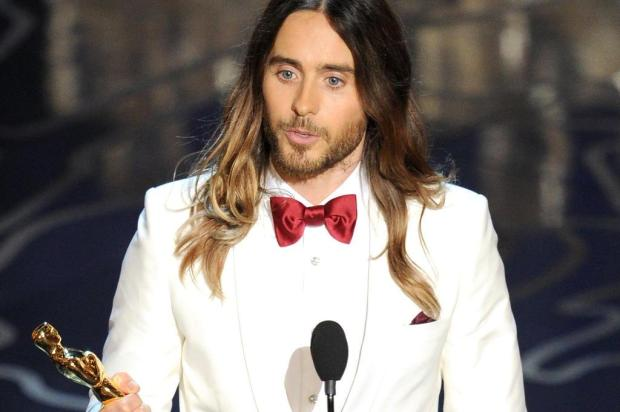 E se todos tivessem o cabelo do Jared Leto? Kevin Winter/Getty Images/AFP