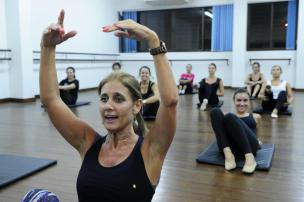Conheça o novo Ballet Fit