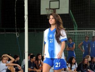 Apresentação dos novos uniformes esportivos do Assunção