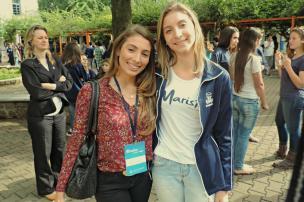 Projeto Reviva o Seu Colégio no Marista Champagnat