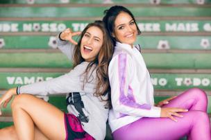 Editorial de Moda Educação Física Fashion