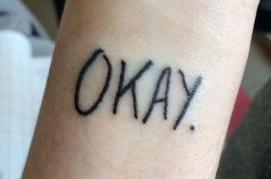 Tatuagens inspiradas em A Culpa é das Estrelas
