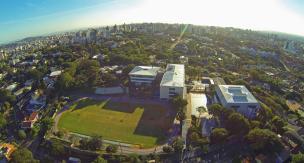 Veja imagens de colégios de Porto Alegre vistos do céu