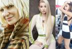 Saiba por que Ariana Grande, Iggy Azalea e Sia são as cantoras do momento Divulgação/Montagem