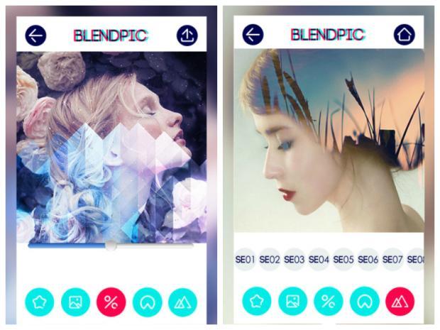 Conheça o BlendPic, aplicativo para sobreposição de fotos Reprodução/Google Play