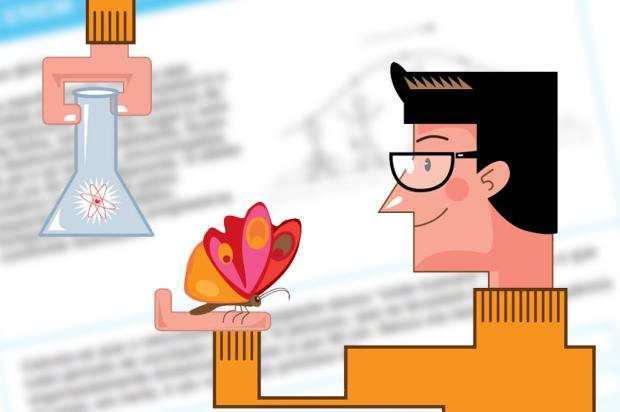 Quiz: teste seus conhecimentos para a prova de Ciências da Natureza do Enem Editoria de arte/