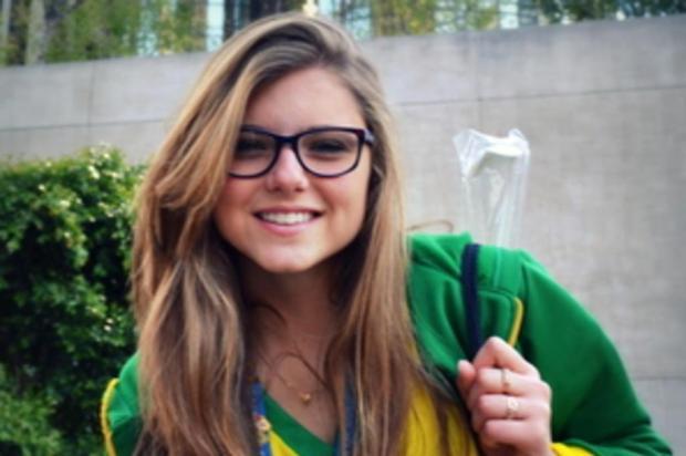 Estudante gaúcha vai a Harvard apresentar projeto ambiental Divulgação/Harvard