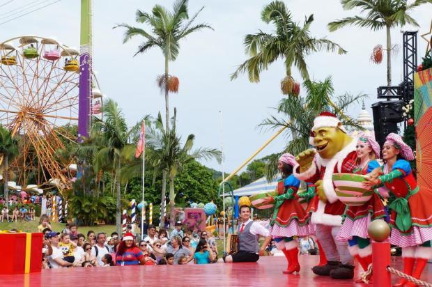 Exclusivo na América Latina, espetáculo Natal do Shrek chega ao Parque Beto Carrero World Marcos Porto/Agencia RBS