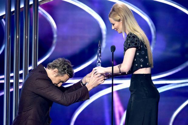 A lista completa dos vencedores do People's Choice Awards 2015 Reprodução/People's Choice Awards