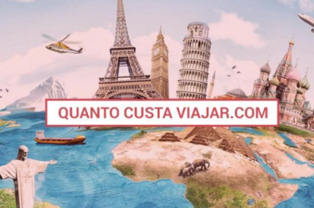Quanto custa viajar? Site mostra média de valores gastos em viagens Reprodução/QuantoCustaViajar.com