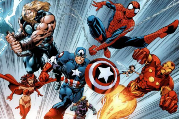 Fãs recriam cena de 'Os Vingadores' com participação de Homem-Aranha Reprodução/