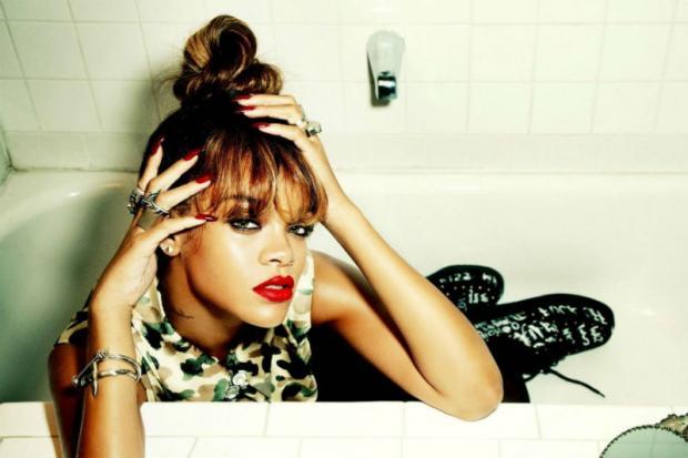 Rihanna é confirmada no Rock in Rio 2015 Divulgação/