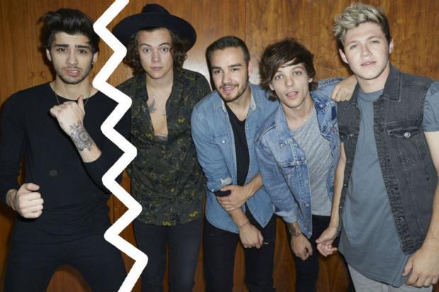 One Direction anuncia saída de Zayn Malik  Reprodução/