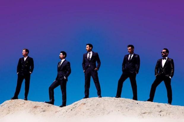 Backstreet Boys adia show em Porto Alegre para 15 de junho, uma segunda-feira Divulgação/Divulgação