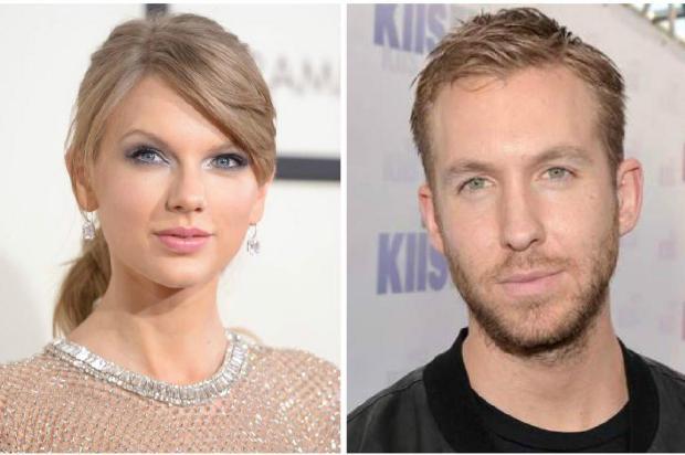 Romance à vista: Taylor Swift e Calvin Harris estão se conhecendo melhor AFP/AFP