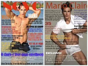 """Grupo cria revistas """"de homem"""" para alertar contra o machismo (Reprodução/Zine dos Omi)"""
