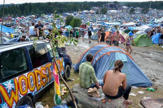 5 coisas que você não sabia sobre Woodstock Dziurek/Shutterstock